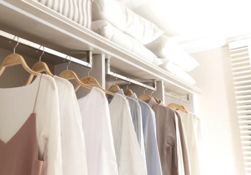 Closet Wardrobe Tidying - Bayside Melbourne - One Organised Woman